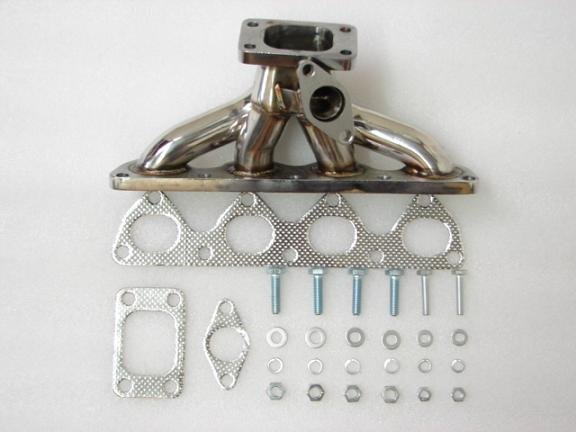 MimoUSA Turbo Manifolds H22 T3 Flange