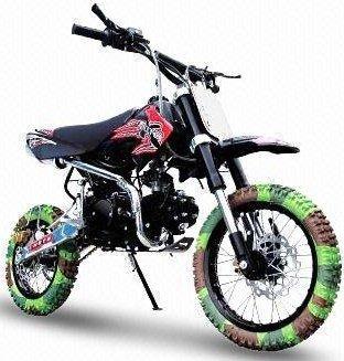 125cc Inverted Shock Manual ATV (Dirt Bike)