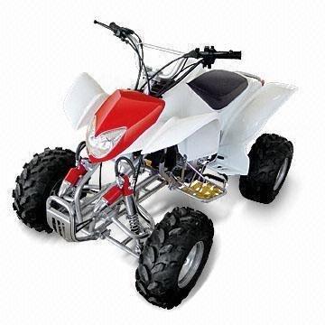 Full Size Utility Style - Manual ATV (Quad)