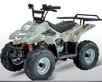 Small Size W/Remote Control & Rack Model ATV (Quad)