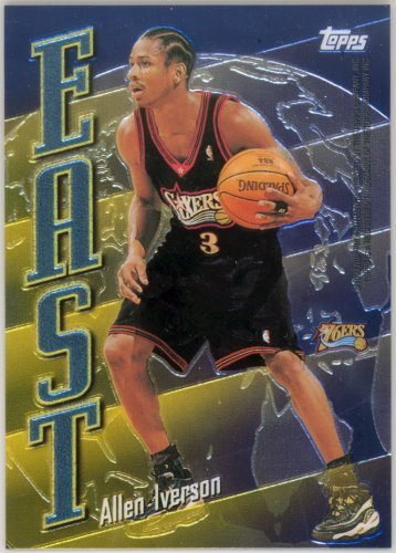 1998-99 TOPS EAST/WEST � ALLEN IVERSON & GARY PAYTON
