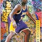 1997-98 Topps Season's Best – SHAQUILLE O'NEAL - INSERT
