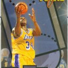 "1997-98 Fleer Total ""O"" – SHAQUILLE O'NEAL - INSERT"