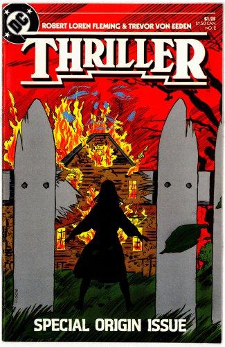 THRILLER DC COMICS � Vol. 1 No. 2 1983 � GREAT CONDITION