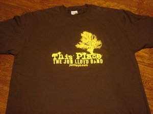Jon Lloyd Band T-Shirt