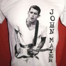 !! FREE SHIPPING!! JOHN MAYER American pop rock music band men,women t shirt size L
