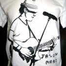 !! FREE SHIPPING!! Jason Mraz Indie reggae pop rock music men,women surf t shirt size XL