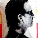 !! FREE SHIPPING!! BONO U2 Irish alternative rock band mens,womens t shirt size M