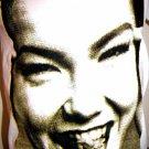 !! FREE SHIPPING!! BJORK Björk electronica alternative rock t shirt size L