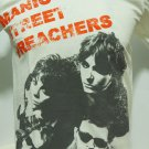 !! FREE SHIPPING!! Manic Street Preachers alternative rock band music white t shirt size XL