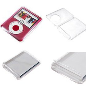 Crystal Clear iPod Nano Hard Case (3rd Generation)