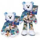 Elvis Bear - GI Christmas Blues