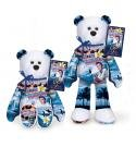 Elvis Bear - Blue Hawaii
