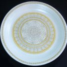 Vintage FRANCISCAN Dinner Plate HACIENDA GOLD
