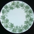MOUNT CLEMENS Ivy design circa 1960s DINNER PLATE