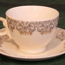 TAYLOR SMITH & TAYLOR Cup & Saucer LAUREL/DIANA -B