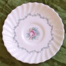 Vintage ROYAL DOULTON Saucer THE CHELSEA ROSE 1950