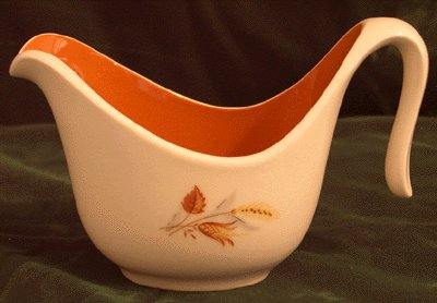 TAYLOR SMITH & TAYLOR Autumn Harvest CREAMER Ever Yours