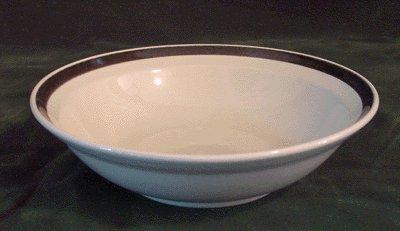 Vintage Dishes MOD Ekco EMBLEM 1106 Cereal Bowl A