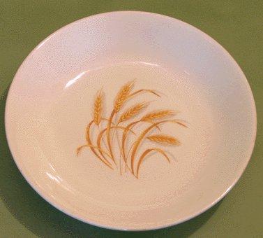 HOMER LAUGHLIN Golden Wheat SOUP BOWL