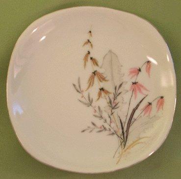 Schumann and Schreider/Schwartzenhammer BAVARIA Porcelain Coaster