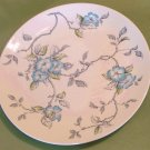 CROWN DUCAL Dinner Plate ALTHEA - Blue - A