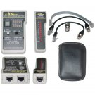 Lan Tester Network Cable tester, Pin Configuration/Wire Map Results 30D1-56551