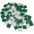 Adhesive Surface Mount, 100 Pieces, 7/8 inch Square 30CV-14100
