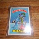 Garbage Pail Kids 1986 Ig Lou Series 4 Card
