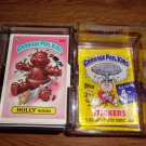 Garbage Pail Kids Series 4 set of (80)Nr Mint to Mint