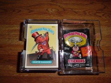 Garbage Pail Kids Series 5 set of(88) NR Mint to Mint