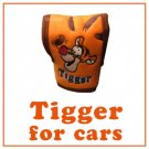 FREESHIP TIGGER Automatic Gear Stick Cover Disney - WINNIE THE POOH Car Interior