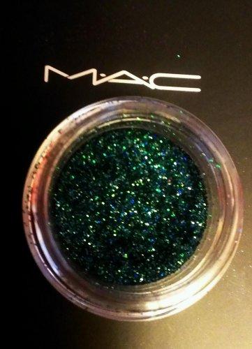MAC Jewel Marine Glitter Sample
