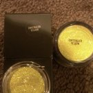 MAC Crystalled Yellow Glitter Sample