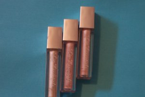 Lot of 3 pcs Lip Gloss NEW!