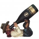 Western Cowboy Wine Bottle Holder