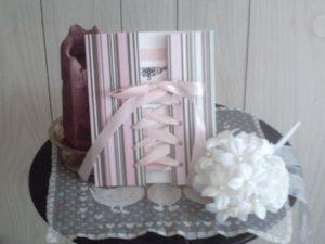 Corset Wedding Invitation