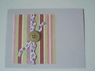 Lush Lavender Note Card