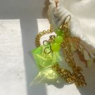 Little Lamplight- Geek-Chic Wirewrapped Die Pendant (inspired by Fallout 3) Necklace