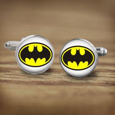BATMAN SYMBOL #2 Cuff Links cufflinks