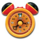 Disney Electronics Disney Classic AM/FM Clock Radio with Alarm