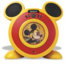 Disney Mickey Cd and Radio Boombox