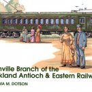 Danville Branch of the Oakland Antioch & Eastern Railway