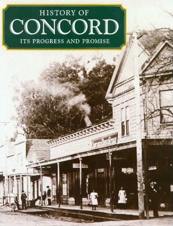 History of Concord - Its Progress and Promise