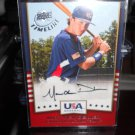 MATT DEN DEKKER 2008 UD TIMELINE USA NATIONAL TEAM AUTO RC METS