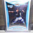 KEVIN PUCETAS 2008 BOWMAN DRAFT PICKS & PROS IN-PERSON AUTO RC TEXAS