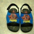 Spiderman Sandals   Size 6