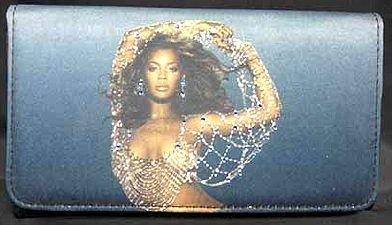 Beyonce Wallet -Checkbook Holder Purse