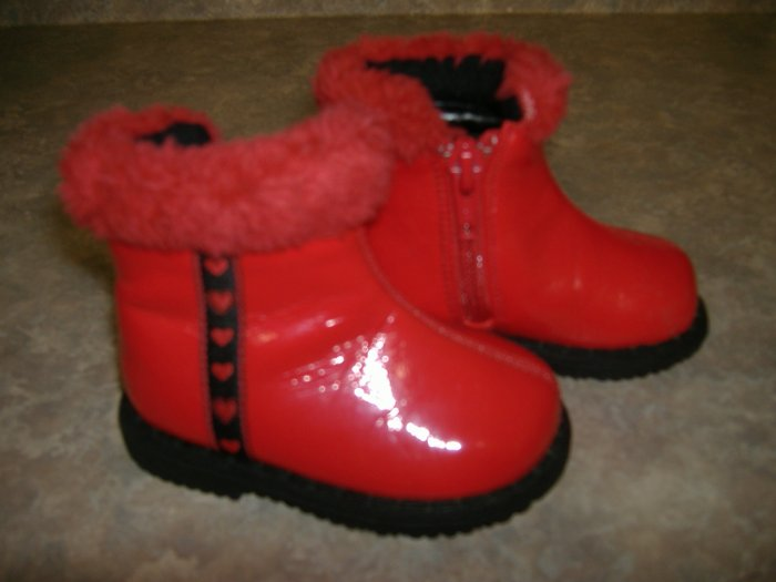 McKids Little Girl's Boots    Size 3