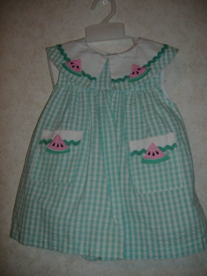 Class Club Infant 2 Piece Outfit      Size 24 Mos